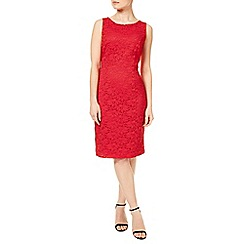 Precis - Coral Jasmin Lace Dress