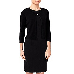 Precis - Jeff Banks Black Cropped Shrug