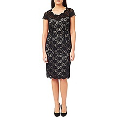 Windsmoor - Lace Shift Dress
