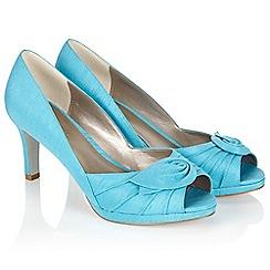 Jacques Vert - Twist Pleat Platform Shoe