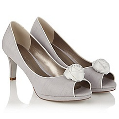 Jacques Vert - Rose Bud Trim Shoe