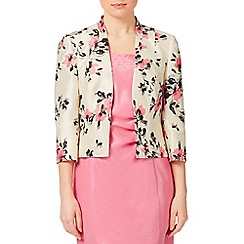 Jacques Vert - Petite All Over Flower Jacket