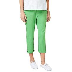 Dash - Apple Crop Denim Jean