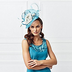 Jacques Vert - Two Tone Flower Fascinator