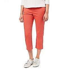 Dash - Coral Crop Jean