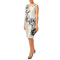 Jacques Vert - Placement Flower Print Dress