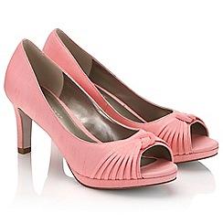 Jacques Vert - Delicate Knot Trim Shoe