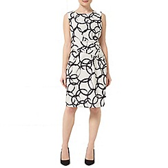 Precis - Jeff Banks  Circle Print Dress