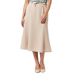 Eastex - Basket Wave Fit & Flare Skirt