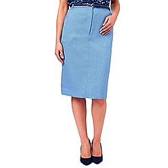 Eastex - Basket Weave Casual Skirt