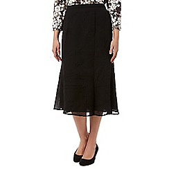 Eastex - Crushed Georgette Skirt