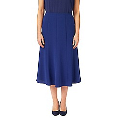 Eastex - Crepe Fit And Flare Skirt