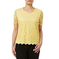 Eastex - Jersey Lace Top