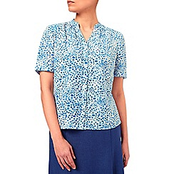 Eastex - Mini Mosaic Square Blouse