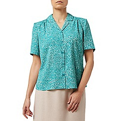 Eastex - Topairy Leaf Blouse