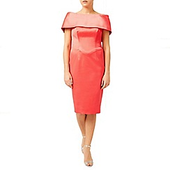 Jacques Vert - Lorcan Bardot Bow Back Dress