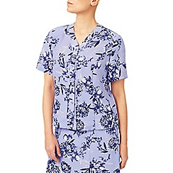 Eastex - Wisteria Floral Blouse