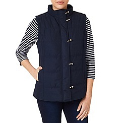 Dash - Navy Toggle Gilet