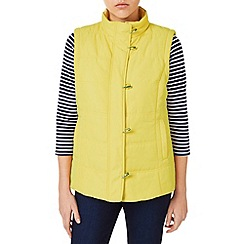 Dash - Lemon Toggle Gilet