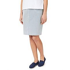 Dash - Ticking Stripe Skirt