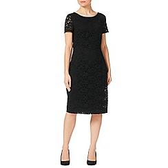 Precis - Jasmin Lace Cap Sleeve Dress