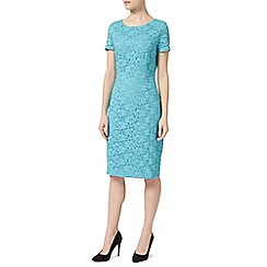 Precis - Jasmin Lace Cap Sleeve Dress