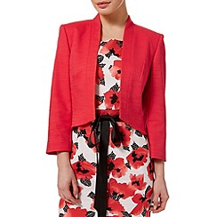 Precis - Edge To Edge Coral Jacket