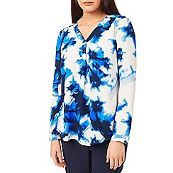 Windsmoor - Printed Open Neck Tunic