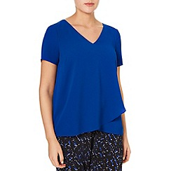 Windsmoor - Jersey Woven Layered Top