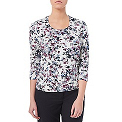 Eastex - Mini Watercolour Floral Top