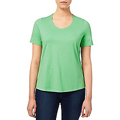 Dash - Apple Cotton Modal Top