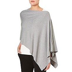 Windsmoor - Grey Poncho