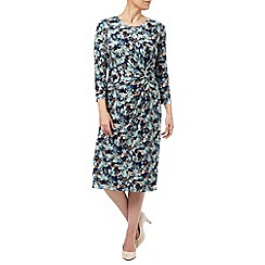 Eastex - Waterpebble Twist Front Dress