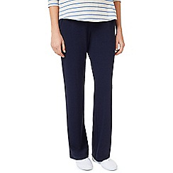 Dash - Navy Interlock Jogger Petite