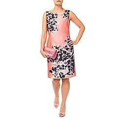 Jacques Vert - Petite Mono Print Dress
