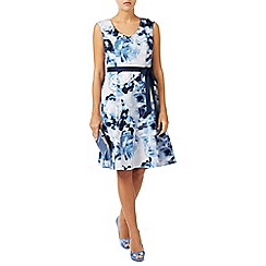 Jacques Vert - Floral Cotton Sateen Prom