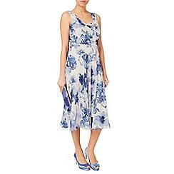 Jacques Vert - Floral Print Shift Dress