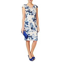 Jacques Vert - Summer Haze Print Soft Dress