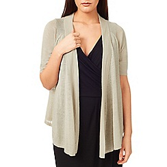 Windsmoor - Linen Short Sleeve Cardigan