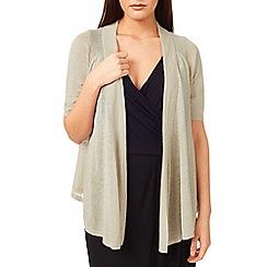 Windsmoor - Linen Short Sleeve Cardigan