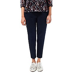 Dash - Cotton Stretch Trouser Navy