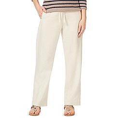 Precis - Linen Drawstring Trouser