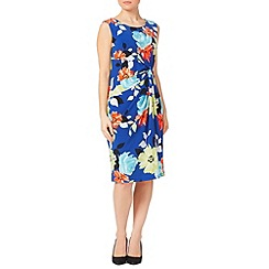 Precis - Multi Floral Jersey Dress