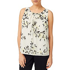 Jacques Vert - All Over Print Flowers Top