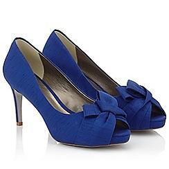 Jacques Vert - Twist Bow Platform Shoe