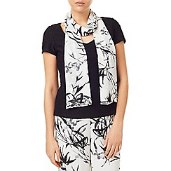 Jacques Vert - Bamboo Print Scarf