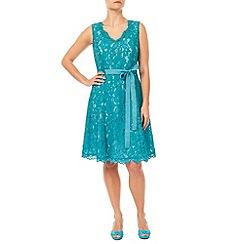 Jacques Vert - Petite Lace Prom Dress