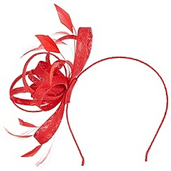 Precis - Loop Detail Fascinator