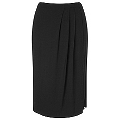 Windsmoor - Black Jersey Maxi Skirt
