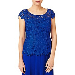 Jacques Vert - Sweetheart Lace Top
